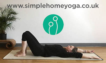 Simple Home Yoga Program for home practice with Clara Lemon